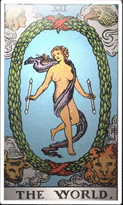 free tarot on line